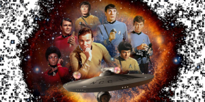 Figure 1: Star Trek is analgous to a startup in the beginning.