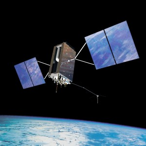 Figure 1: GPS-III-A satellite.