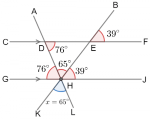 Geometry Problems Foundation GCSE Revision and Worksheets