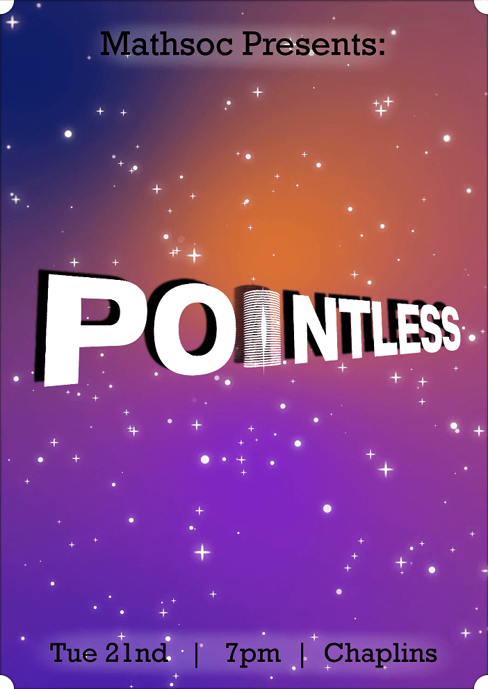 Pointless!