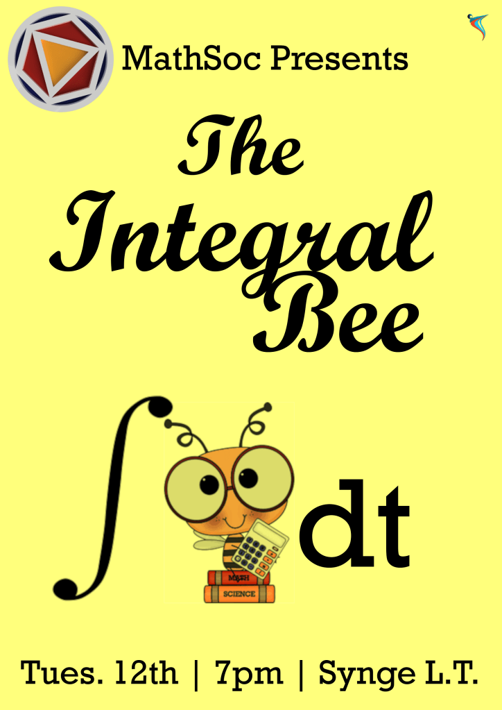 The MathSoc Integral Bee