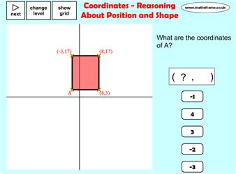 venn diagram sorting shapes conventional fire alarm control panel wiring co-ordinates - reasoning about... mathsframe maths zone cool learning games