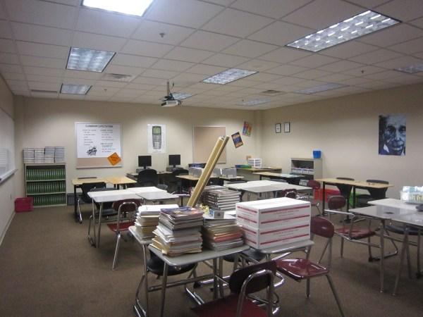 Classroom Mathtastrophe