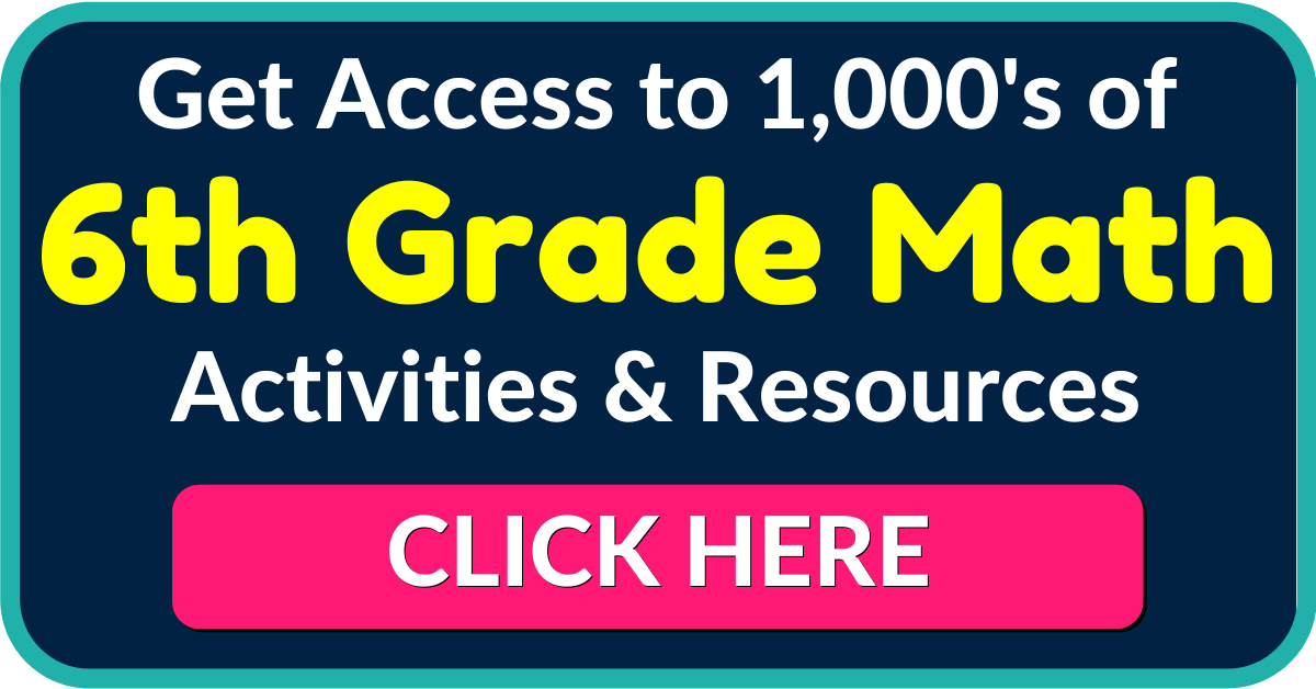 FREE 6th Grade Math Worksheets, FREE 6th Grade Math Lessons