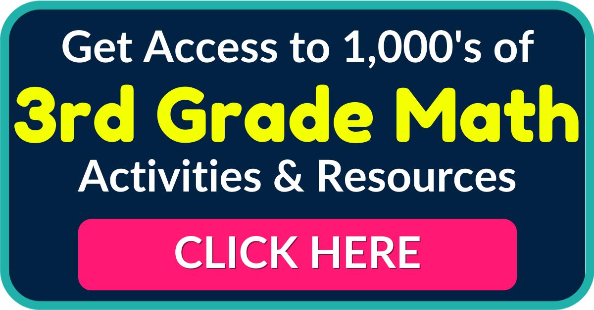 Free 3rd Grade Math Activities
