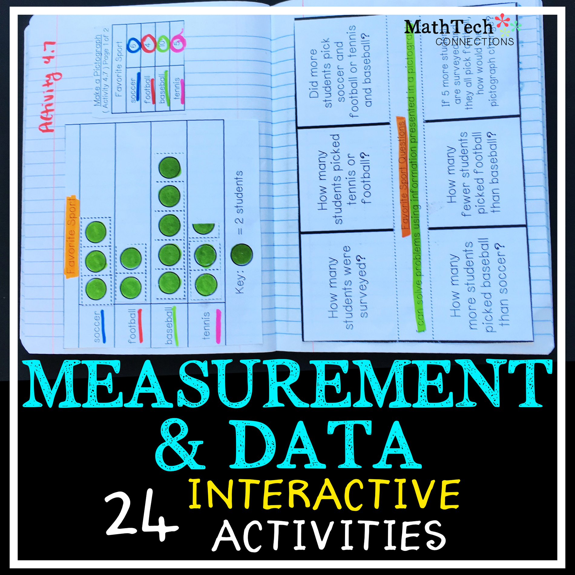 Teaching Measurement Amp Data With Interactive Notebooks