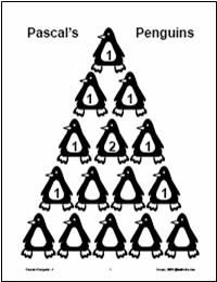 Mathwire: Pascal's Penguins