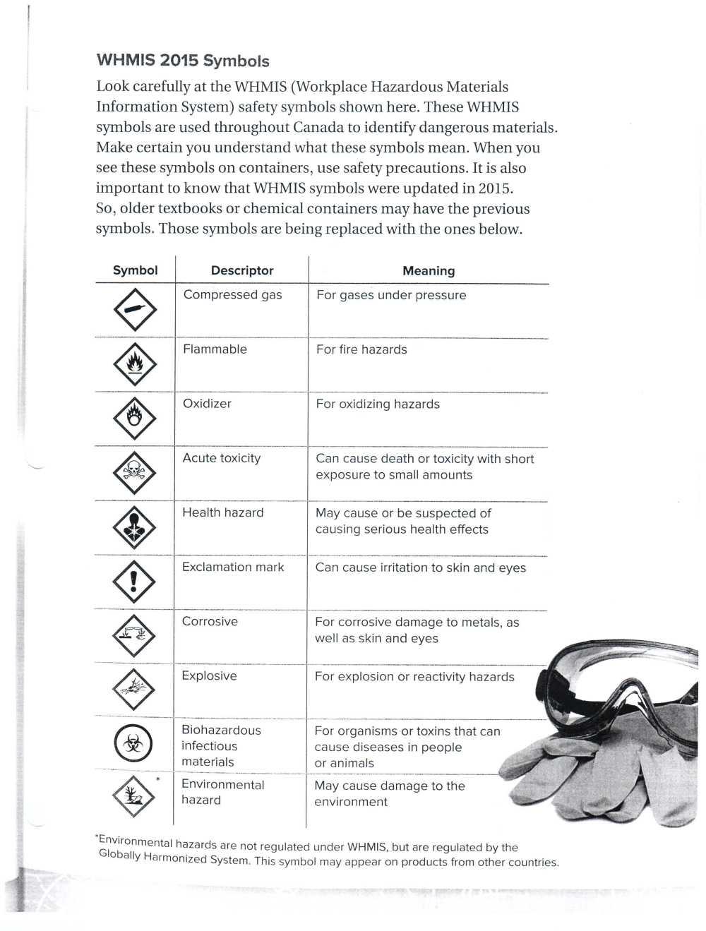 medium resolution of Lab Safety Symbols Worksheet - Nidecmege
