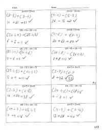 Moving Words Pizzazz Math Worksheets Answer Key. Moving ...