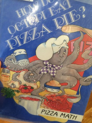 How Do Octopi Eat Pizza Pie? by Neil Kagan