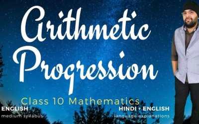 Ch05. Arithmetic Progression – 90D