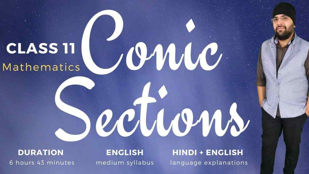 Conic Sections Class 11 Maths 1600px
