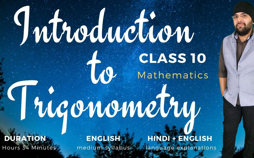 Ch8. Introduction to Trigonometry