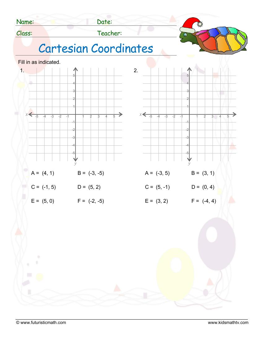 hight resolution of Free Graph Worksheets pdf printable   MATH ZONE FOR KIDS