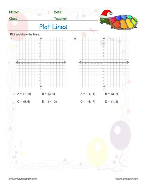 small resolution of Free Graph Worksheets pdf printable   MATH ZONE FOR KIDS