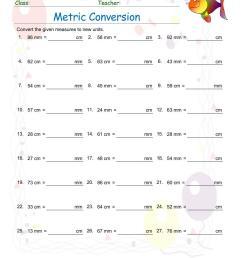 Measurement Math Worksheets pdf printable   MATH ZONE FOR KIDS [ 1100 x 850 Pixel ]