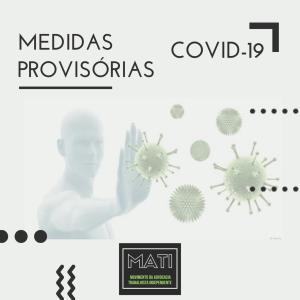 LEIS E DECRETOS CORONAVÍRUS (Covid-19)