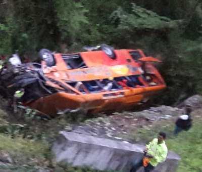 ANT anuncia que suspenderá una ruta de Trans Esmeraldas por accidente mortal de bus interprovincial