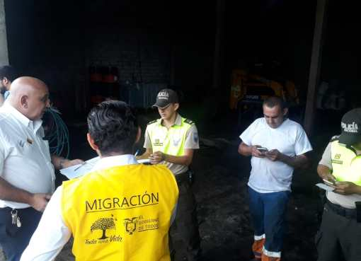 Censo Migratorio finaliza en marzo.