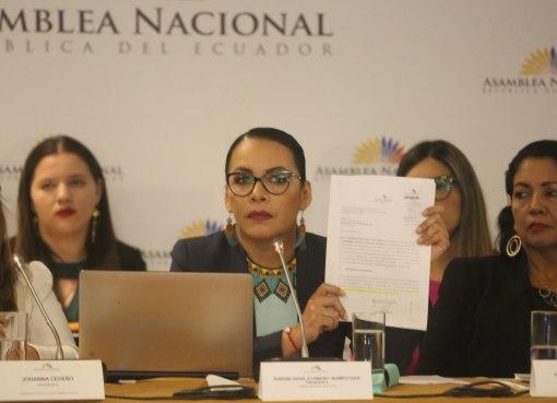 Presidenta ratifica transparencia de las Elecciones 2019 y desvanece acusación de juicio político