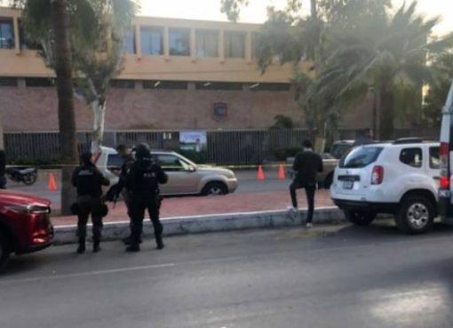 Un niño de sexto año de educación básica mató la mañana de este 10 de enero a una profesora en el Colegio Cervantes de la ciudad de Torreón, norte de México.