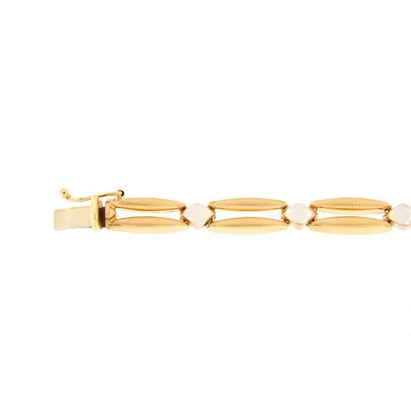 Gold bracelet Code: 11uf