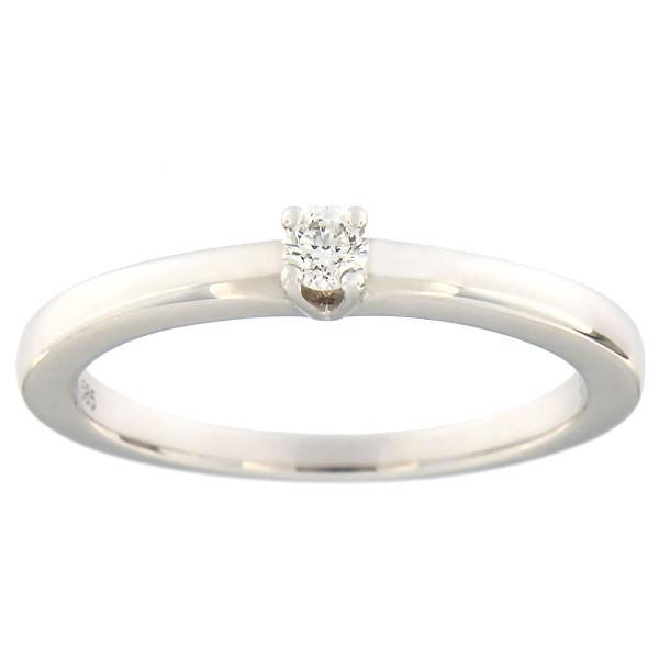 2988c13569f Kullast sõrmus teemantiga 0,10 ct. Kood: 149ax · Esileht / Ehted /  Kihlasõrmused / Teemantidega / Valgest ...