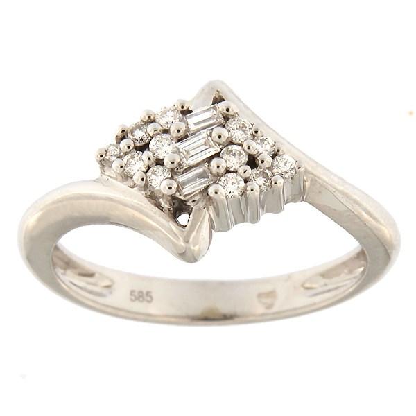 eb337ed8b49 Kullast sõrmus teemantidega 0,17 ct. Kood: 15ae - MATIGOLD - Mati ...