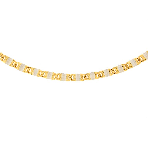 Kullast kaelakett Kood: 18lk