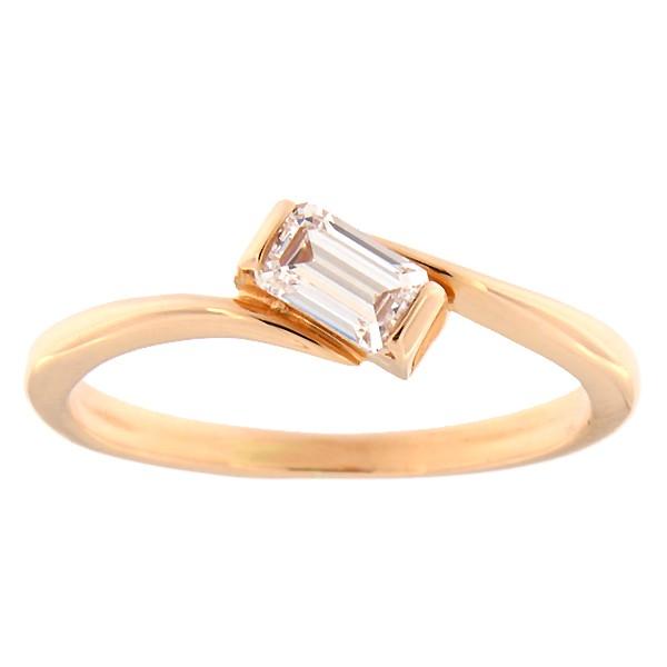Kullast sõrmus tsirkooniga Kood: 20738j