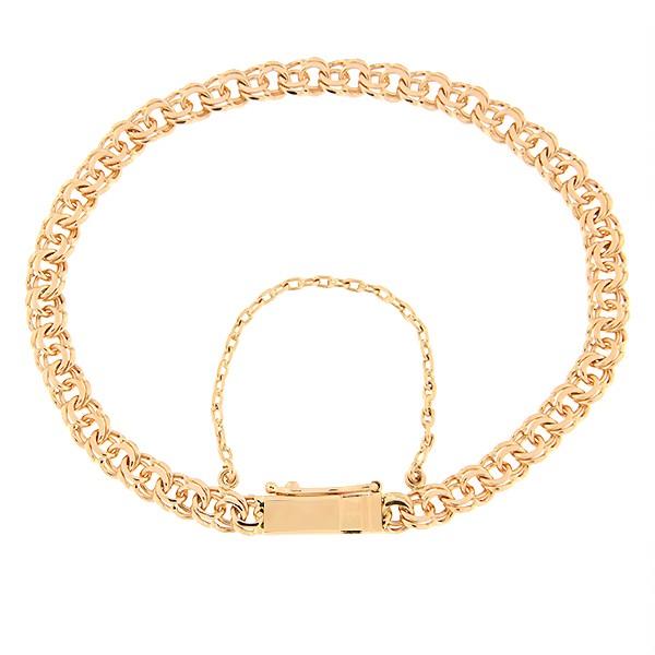 Gold bracelet Code: 33im