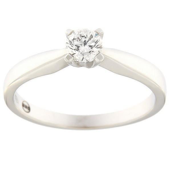 4bbfed54bb6 Kullast sõrmus teemantiga 0,30 ct. Kood: 3ba - MATIGOLD - Mati Kullaäri