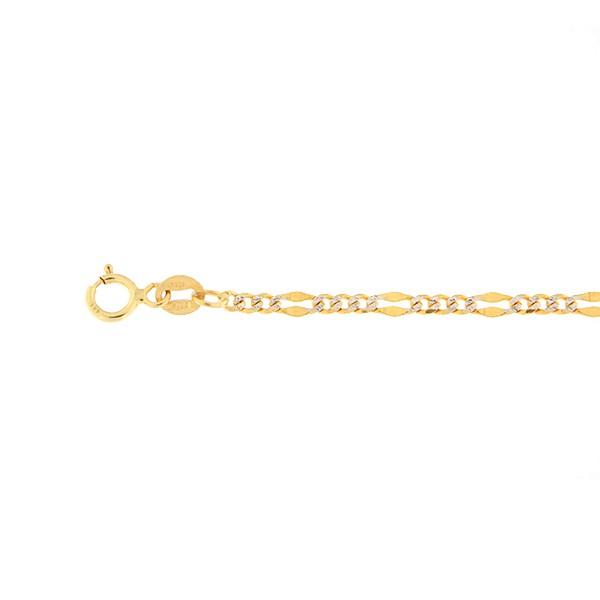 Золотая цепочка на руку Kод: 5lk