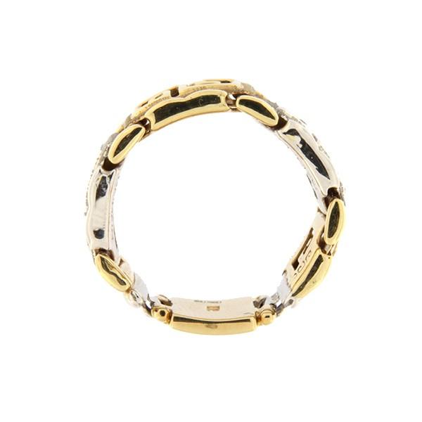 Kullast sõrmus Kood: 77tf-1