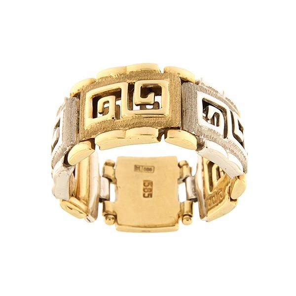 Kullast sõrmus Kood: 77tf