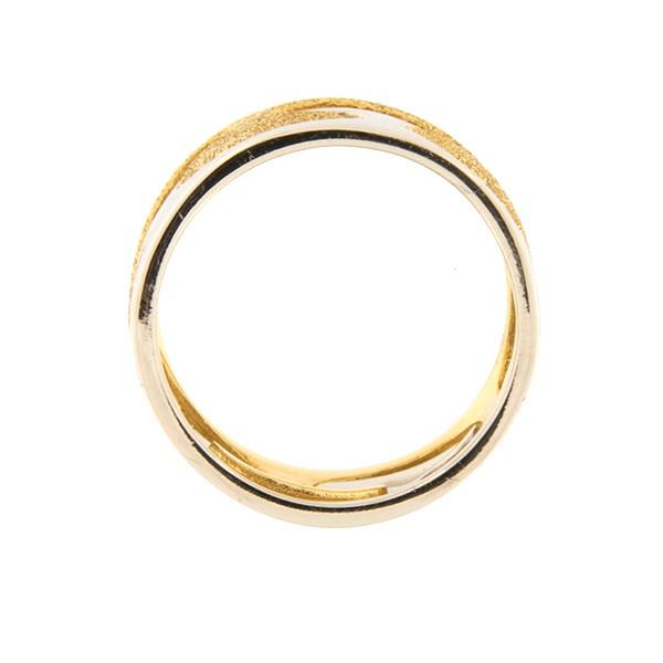Kullast sõrmus Kood: 80tf-1