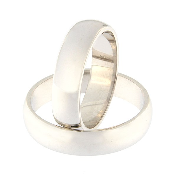 Gold wedding ring Code: rn0116-5-v