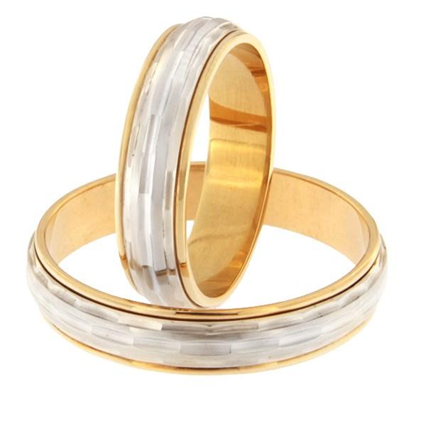 Kullast abielusõrmus Kood: rn0139-5-pv-ak