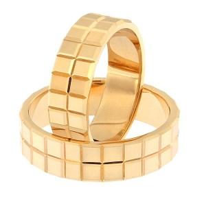 Kullast abielusõrmus Kood: rn0157-6