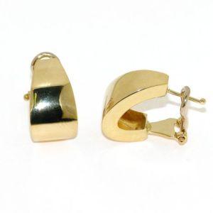 Kullast kõrvarõngad Kood: 184979