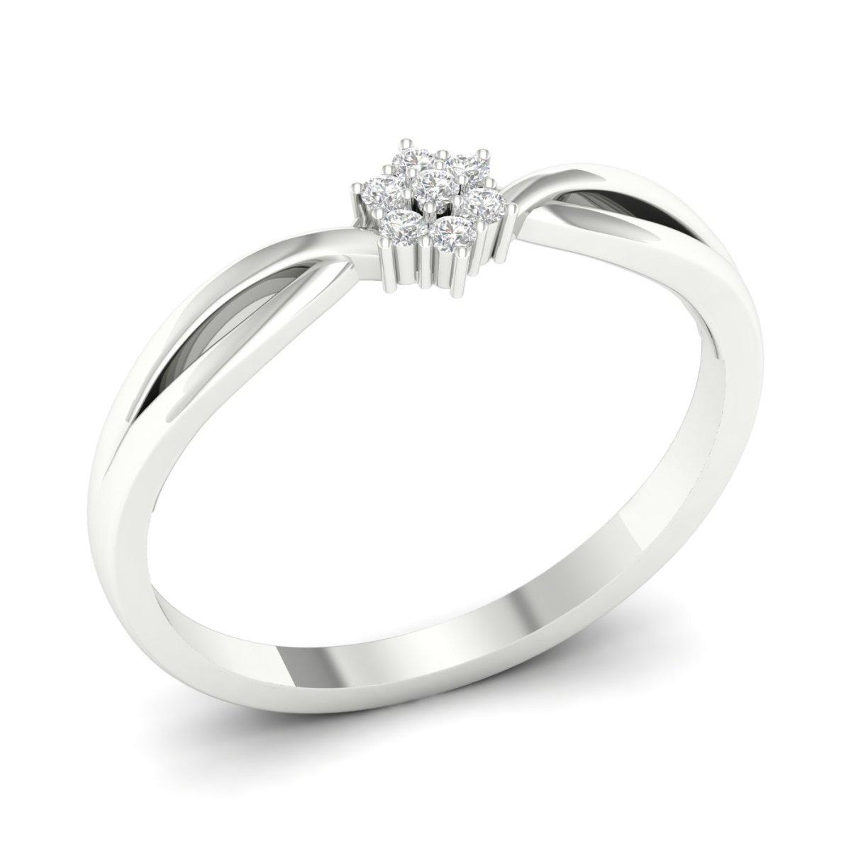 41fdd8e350d Esileht / Ehted / Kihlasõrmused / Kullast sõrmus teemantidega 0,075 ct.  Kood: 14hb