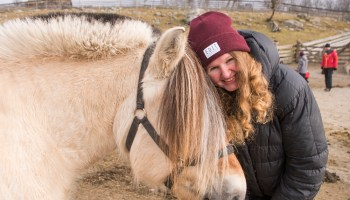 802d7b40 How to survive the winter as an equestrian: The varmedress   Matilde ...