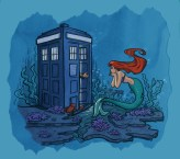 disney-princess-ariel-doctor-who-mashup-bykaran-hallion