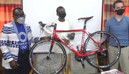 FéBéTri accomplice Gabe Method in Cotonou – Free morning