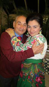 сестра з батьком