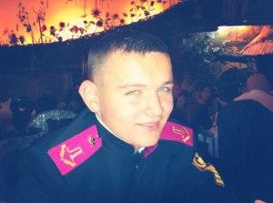 син-ліцеїст Київського військового ліцею ім. І. Богуна
