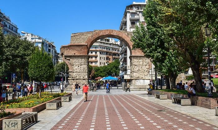 Sää Thessaloniki