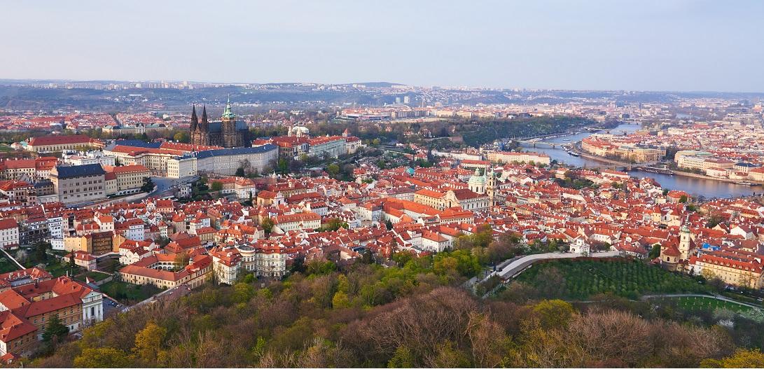 Praha Kokemuksia