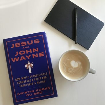 Militant Masculinity: A Review of Jesus and John Wayne.