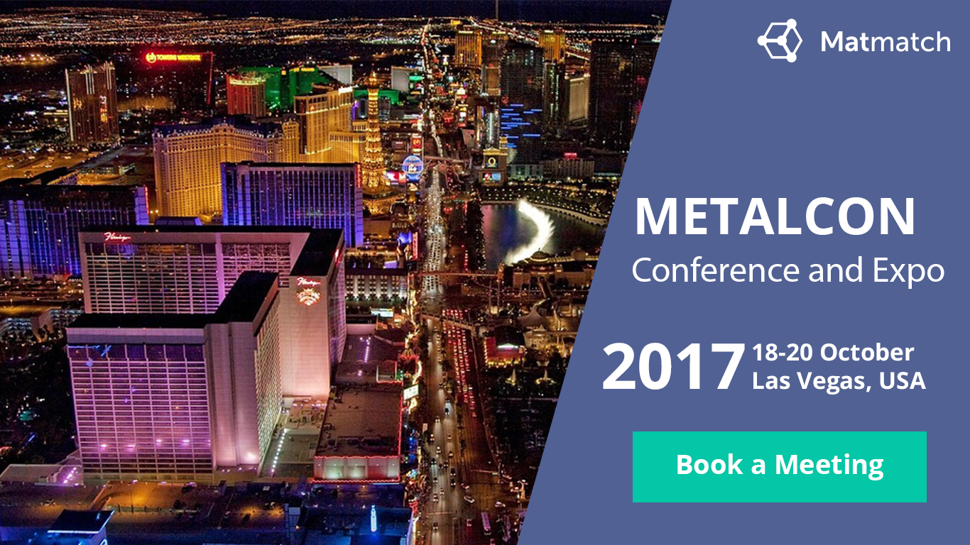 Matmatch at METALCON 2017